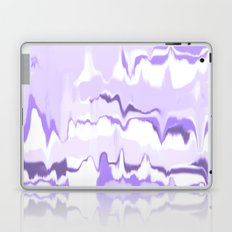 Marbled in orchid Laptop & iPad Skin