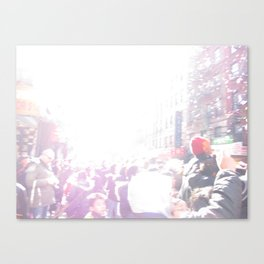 Chinese Lunar New Year in New York City: 2010 Canvas Print