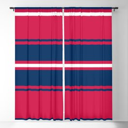 Minnesota pattern Blackout Curtain