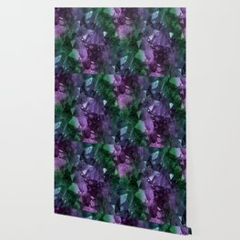 Crystal Geode Wallpaper