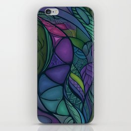Flow of Time iPhone Skin
