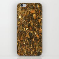 cassia beck iPhone & iPod Skins featuring Beck #5 by Emma Conner
