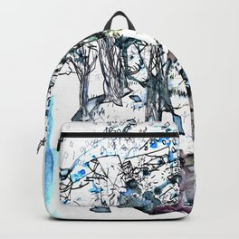 Chaos Forest Backpack
