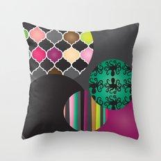 Octopus Dream Throw Pillow