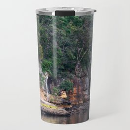 Aussie Bush, Cowan Creek, Ku-ring-gai Chase National Park, Sydney Travel Mug