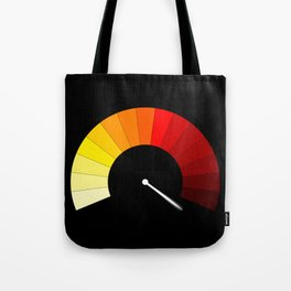 Blank In The Red Tote Bag