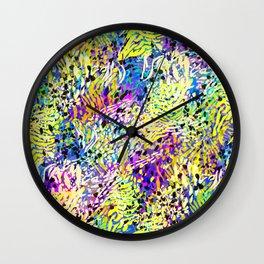 Funky dance Wall Clock