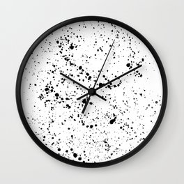 Spots of Dots Wall Clock