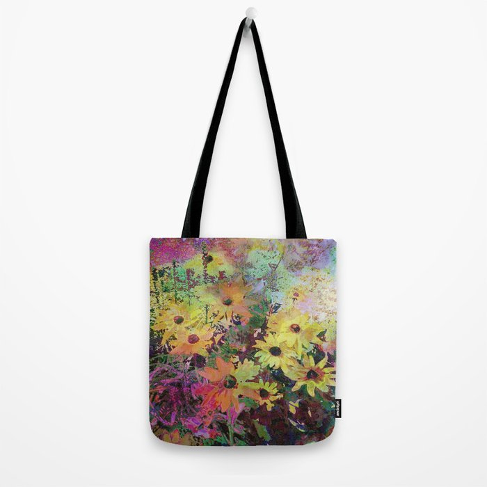 Gert's Watercolor Daisies Tote Bag