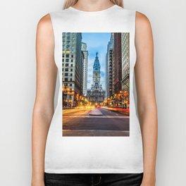Philadelphia Streets Biker Tank