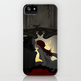 The Parlor iPhone Case
