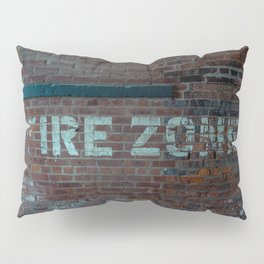 The (F) Ire Zone Pillow Sham