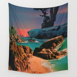 Heaven Lays Sleeping Wall Tapestry