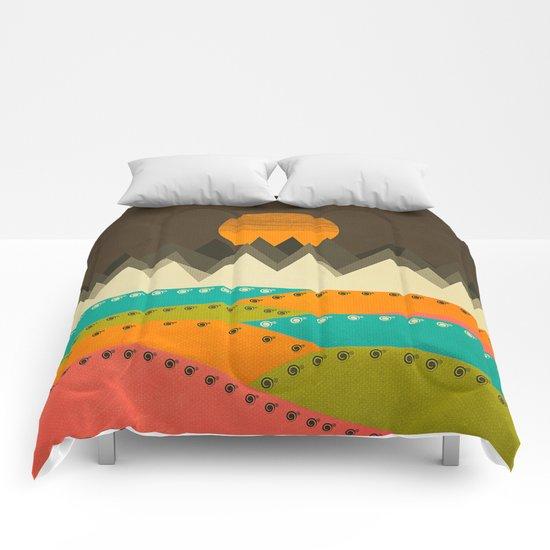 Textures/Abstract 122 Comforters