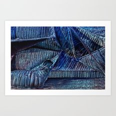Copper Art Print