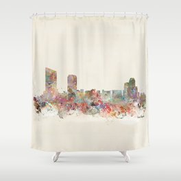 grand rapids michigan Shower Curtain