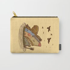 The Scarecrow Shark Carry-All Pouch