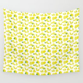 Lemoncello Wall Tapestry