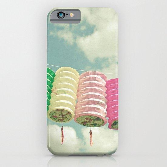 Chinese Lanterns iPhone & iPod Case