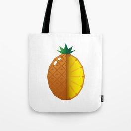 Juicy pineapple Tote Bag