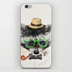 The Pipe iPhone & iPod Skin