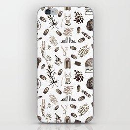 Fashion Elements iPhone Skin