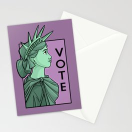 Vote Stationery Cards