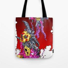 METAL MUTANT 1 Tote Bag
