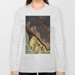 Universe of Souls - Panel 3 Long Sleeve T-shirt