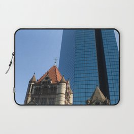 Forward and Back, Copley Square Laptop Sleeve
