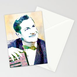 Lawrence Welk Stationery Cards