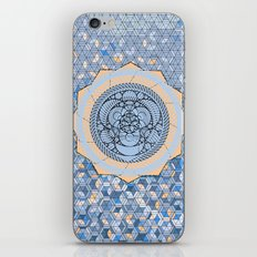 Cubandala iPhone & iPod Skin