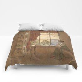 Jane Austen, Mansfield Park - the East Room Comforters