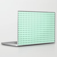 polka dots Laptop & iPad Skins featuring Polka Dots by Pink Berry Patterns