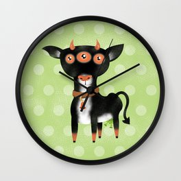 Cowter Space Wall Clock