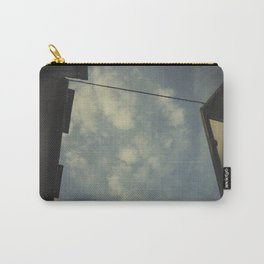 but a glance disperses the most wonderful meetings. Carry-All Pouch