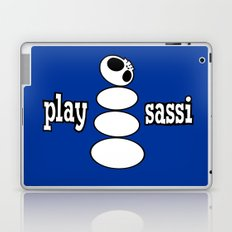 play sassi Laptop & iPad Skin