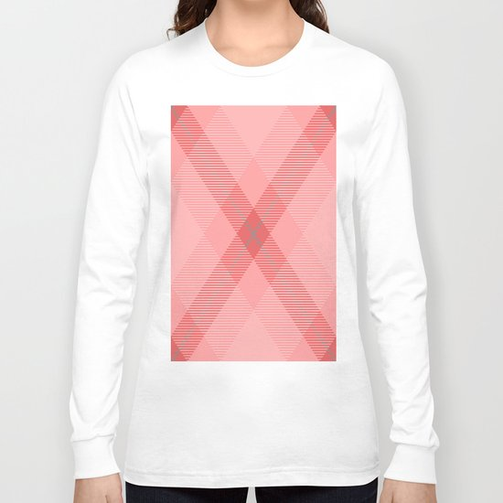 Tartan Pattern 9 Long Sleeve T-shirt