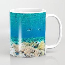 The World Between Coffee Mug