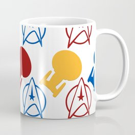 The Final Frontier Coffee Mug