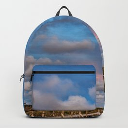 Eastern Sky at Sunset on the Gulf Coast Backpack