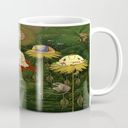 Sacred Gatherings Of The Human Myth Coffee Mug