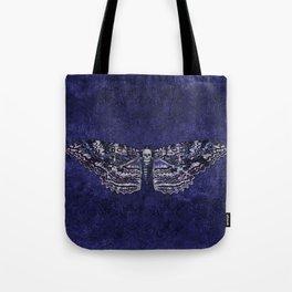 Deathshead Moth Tote Bag