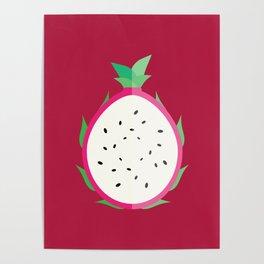 Dragon Fruit Poster