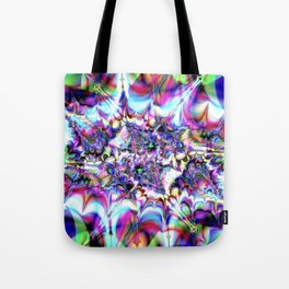 Seeing Soudwaves Tote Bag