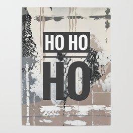 Snowfall - Ho Ho Ho Poster