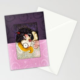 Good Girl Bad Girl Stationery Cards