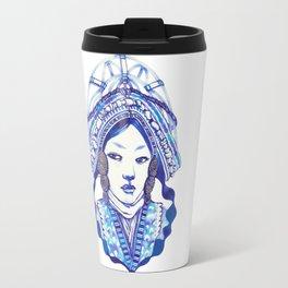 Baby Blue #3 Travel Mug