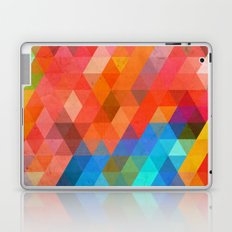 Color Triangles Laptop & iPad Skin