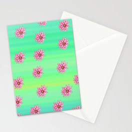 Daisies + Blues Stationery Cards